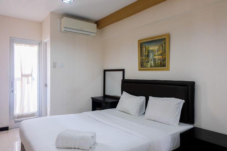City View Studio @ Green Bay Pluit Apartment By Travelio, North Jakarta