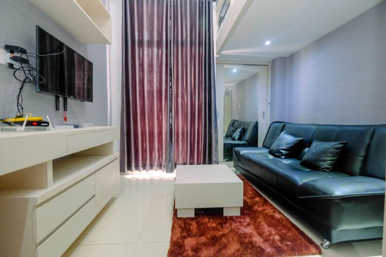 Compact and Relaxing Studio at Dave Apartment By Travelio, Depok