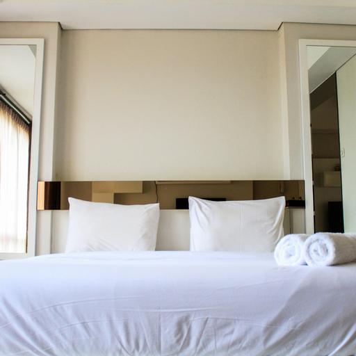 Comfy Studio Apartment at Bintaro Plaza Residence, Tangerang Selatan