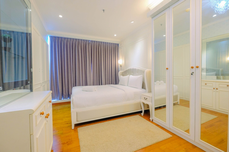 Relaxing 2BR with Ocean View at Ancol Mansion Apartment, North Jakarta