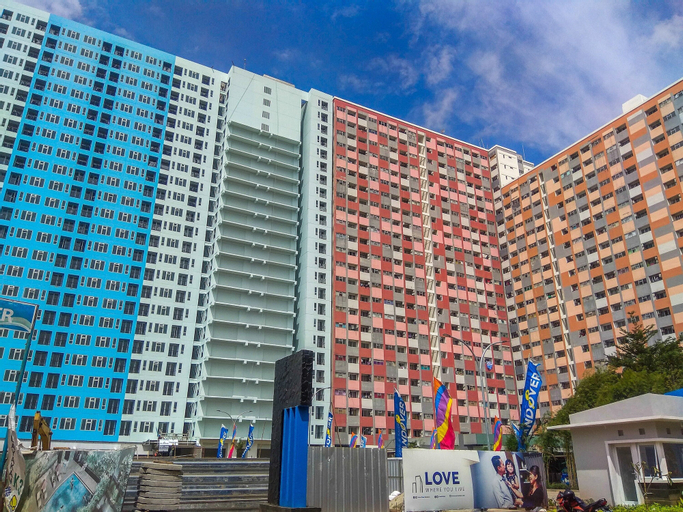 Cozy Room 1BR Gray Tower Sentra Timur Apartment, East Jakarta