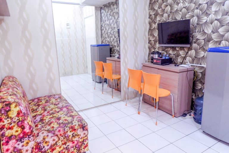 Warm Cozy Menteng Square Apartment, Jakarta Pusat