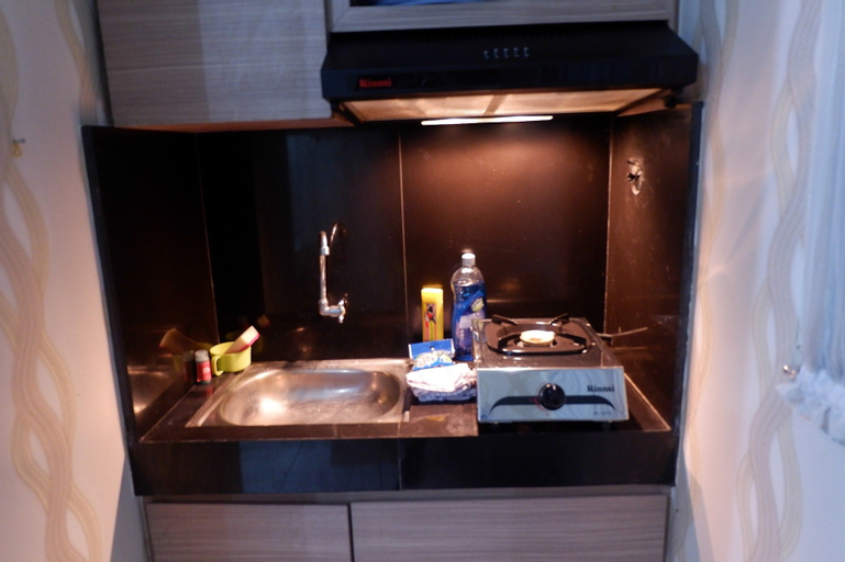 Comfy 2BR at Menteng Square Apartment By Travelio, Central Jakarta