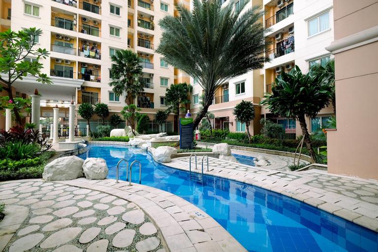 2BR City Home Apartment, North Jakarta
