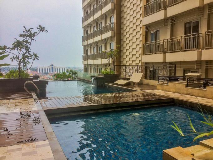 Highest Value Studio Room at Annora Living Apartment By Travelio, Tangerang