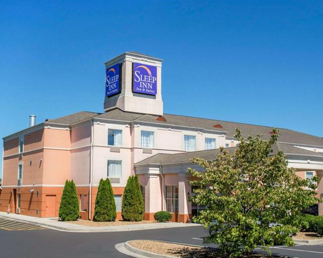 Sleep Inn & Suites Dublin Near Claytor Lake State Park, Pulaski