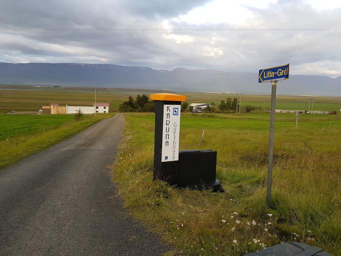 Karuna Guesthouse Litlu-Gröf Sauðárkróki, Sveitarfélagið Skagafjörður