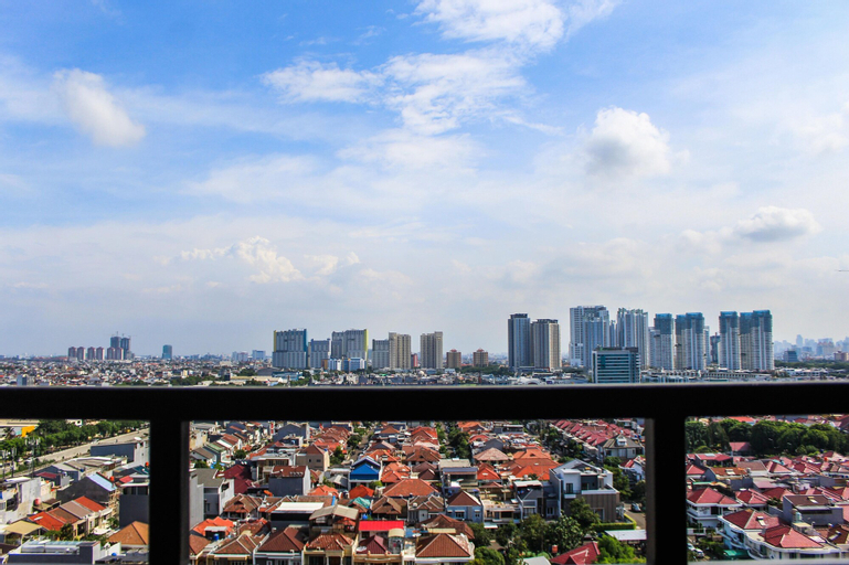 Best and Brand New 3BR Sunter Icon Apartment, North Jakarta