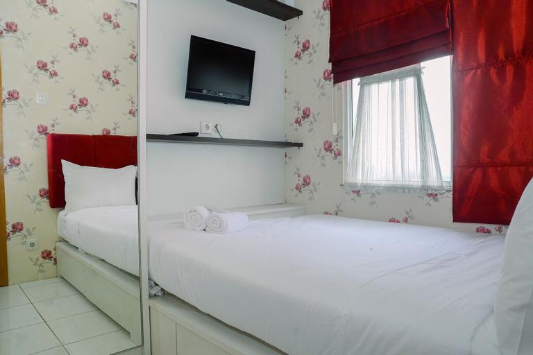 Comfortable 2BR Signature Park Tebet Apartment, South Jakarta