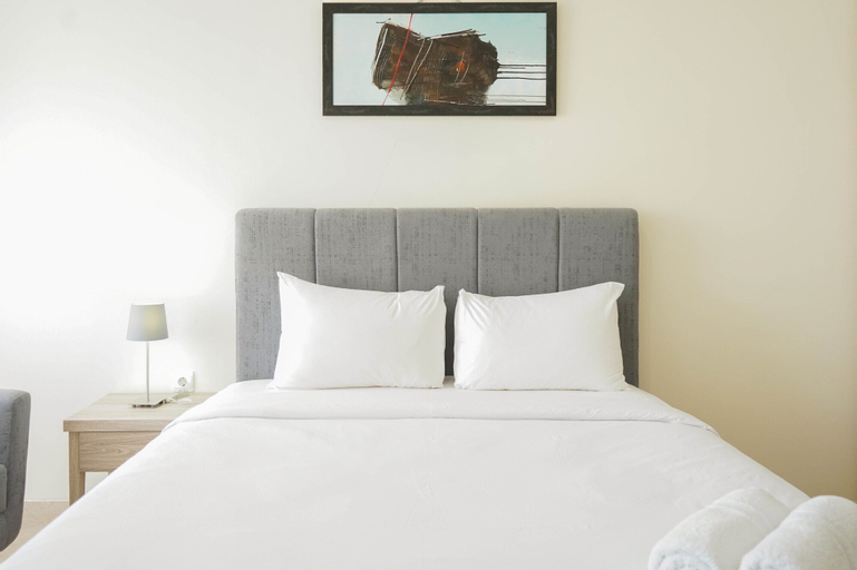 Newly Furnished Studio Apartment at Menteng Park By Travelio, Central Jakarta