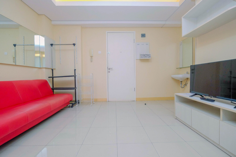 Big and Cozy 3BR Apartment Green Palace Kalibata By Travelio, South Jakarta