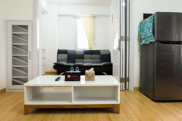 Spacious & Clean Bassura Apartment, East Jakarta