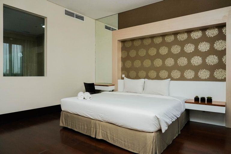 Exclusive and Spacious 3BR Apartment at Pearl Garden By Travelio, Jakarta Selatan