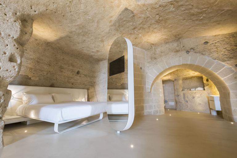 Aquatio Cave Luxury Hotel & SPA, Matera