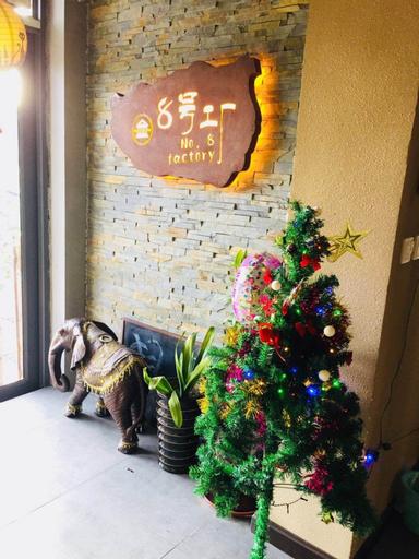 No.8 Party Villa, Dalian