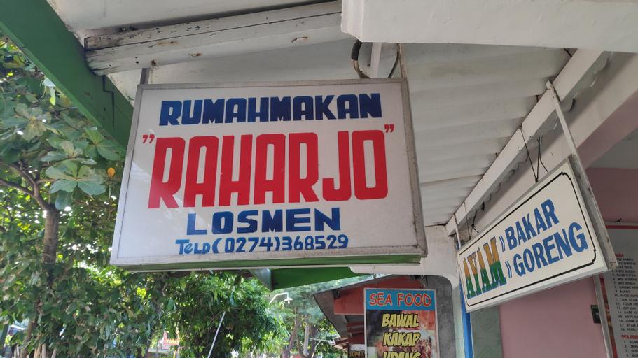 Penginapan Raharjo, Bantul