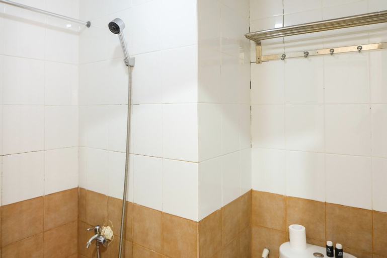 Tranquil 2BR at Green Pramuka City Apartment, Central Jakarta