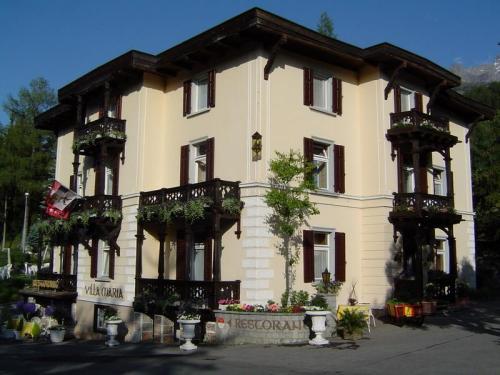 Hotel Villa Maria, Inn