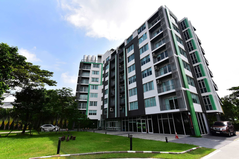 Big Tree Residence Suvarnabhumi, Bang Plee