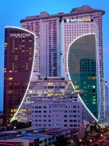 Element Mall Homestay, Kota Melaka