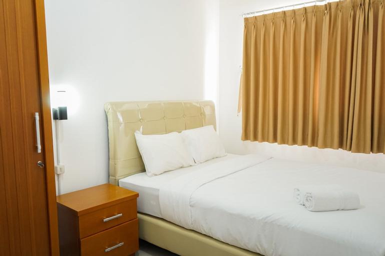 Homey 1BR at Signature Park Grande Apartment, East Jakarta