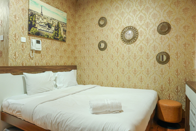 Warm and Cozy Studio at Puri Orchard Apartment, West Jakarta