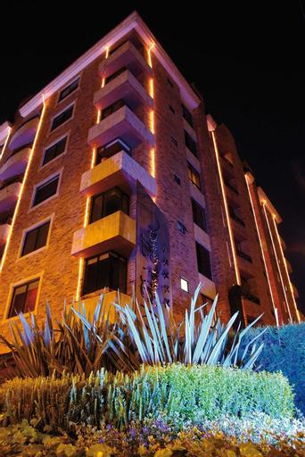 101 Park House, Santafé de Bogotá