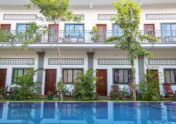 Changkrang Guesthouse, Siem Reab
