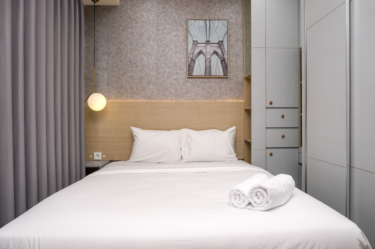 Cozy 1BR at Puri Orchard Apartment, West Jakarta