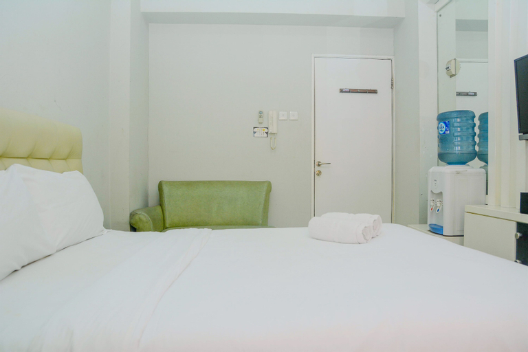 Comfy Studio Apartment at Grand Emerald Gading Nias Residences, North Jakarta