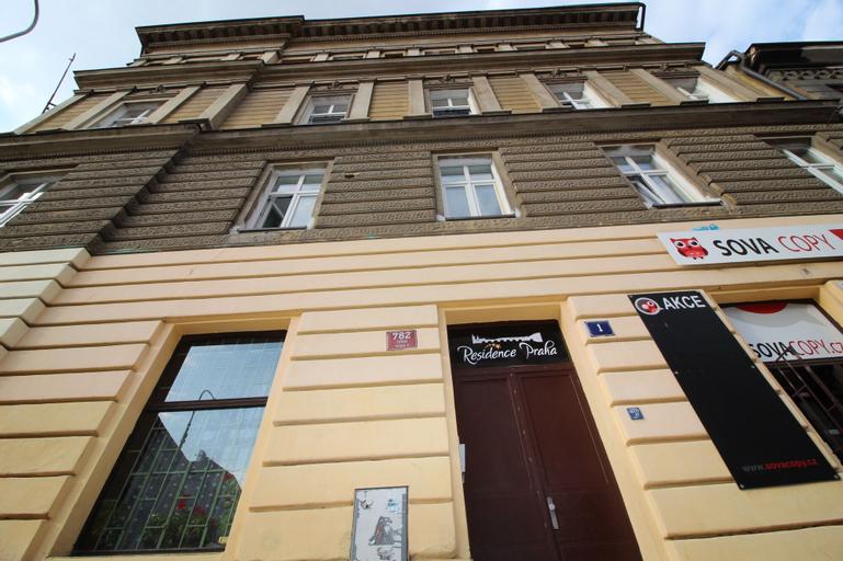 Residence Praha Apartment 1C, Praha 3
