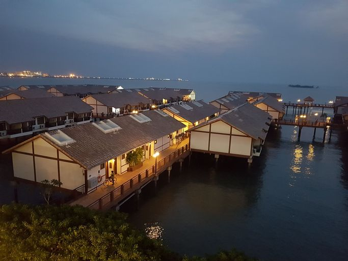 Luxurious Water Chalet by Toki, Port Dickson