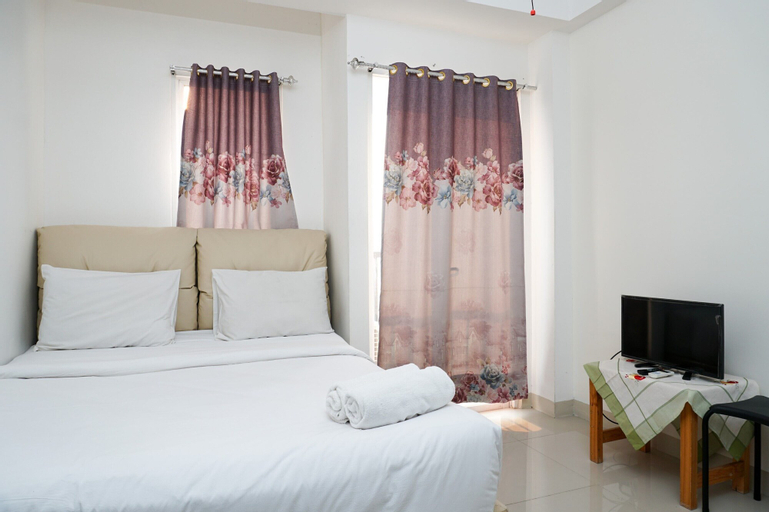 City View Studio Apartment at Signature Park Grande, South Jakarta
