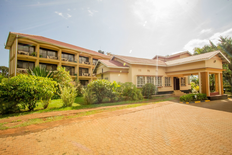 Nile Anchor Palace, Jinja