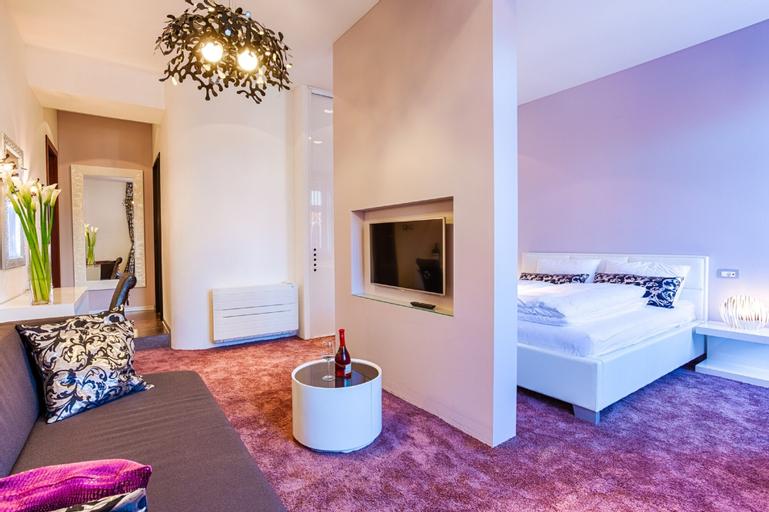 Starlight luxury rooms, Split
