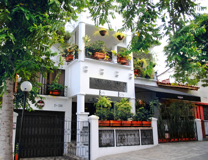 Casa Miraflores, Santiago de Cali