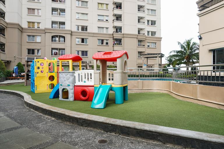 2BR for 3 Pax Mediterania Marina Ancol Apartment, North Jakarta