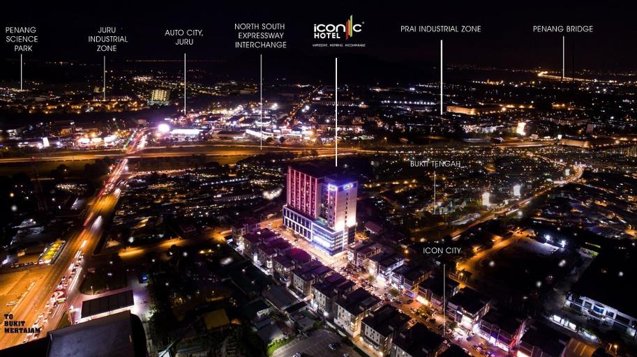 Iconic Hotel Penang, Seberang Perai Tengah