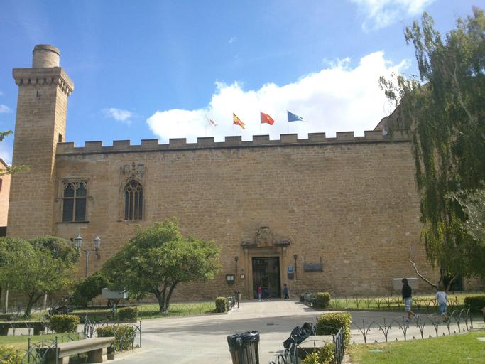 Parador de Olite, Navarra