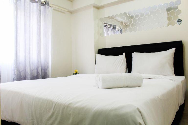 Stylish and Posh 1BR Gading Nias Apartment By Travelio, Jakarta Utara