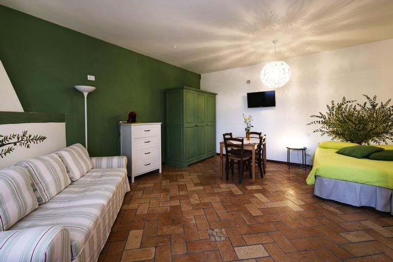 Orvieto Aroma Rooms 2, Terni
