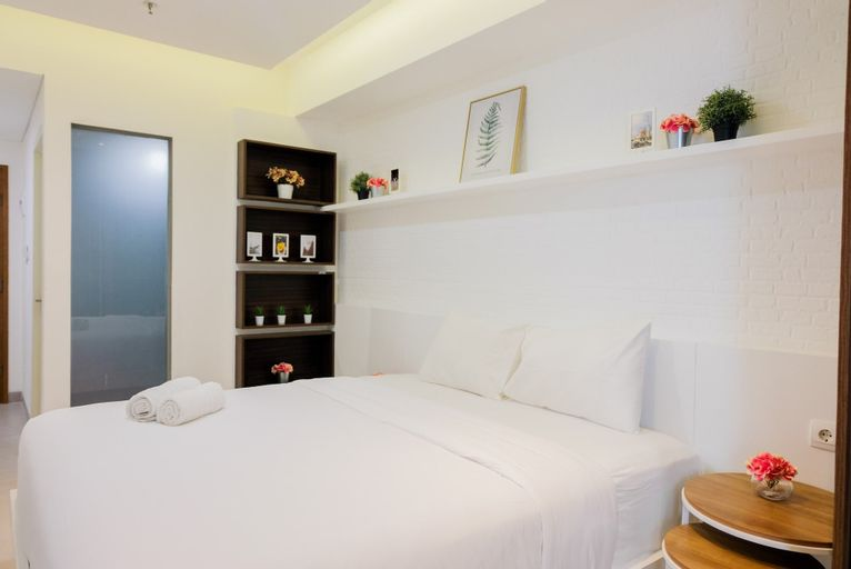 Exclusive Studio at Skandinavia Apartment near Tangerang City Mall By Travelio, Tangerang