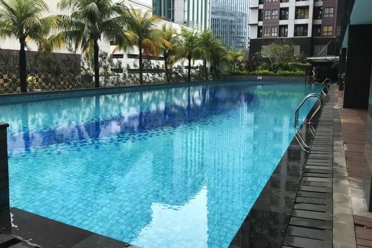 Cozy 1BR Tamansari Semanggi Apartment, Jakarta Selatan