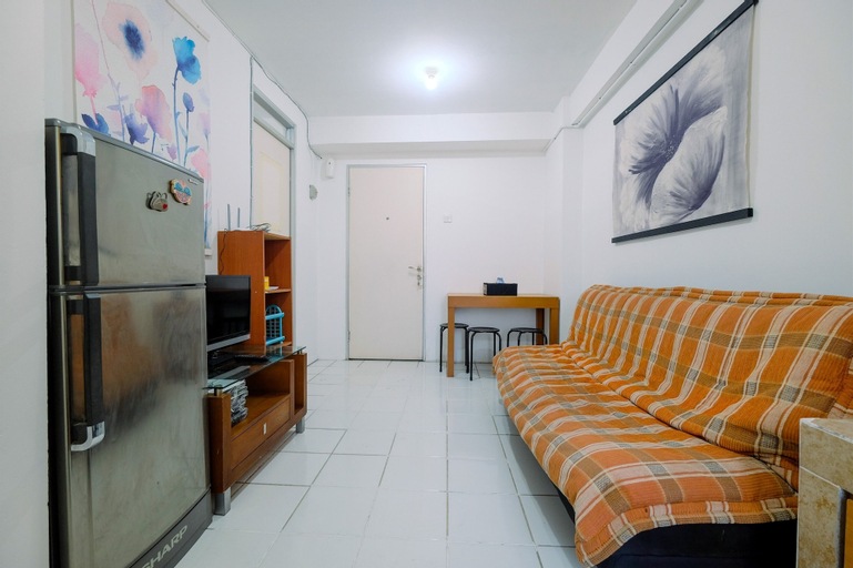 Cozy 2BR Apartment at Gading Nias Residence, Jakarta Utara