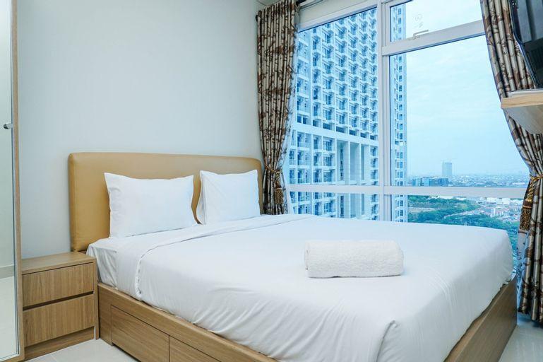 Best View 2BR Puri Mansion Apartment, West Jakarta