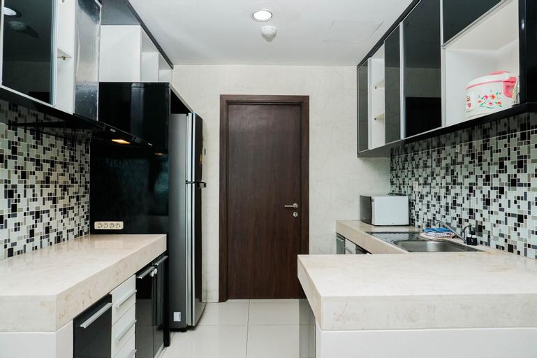 Stunning 3BR at St. Moritz Apartment, West Jakarta