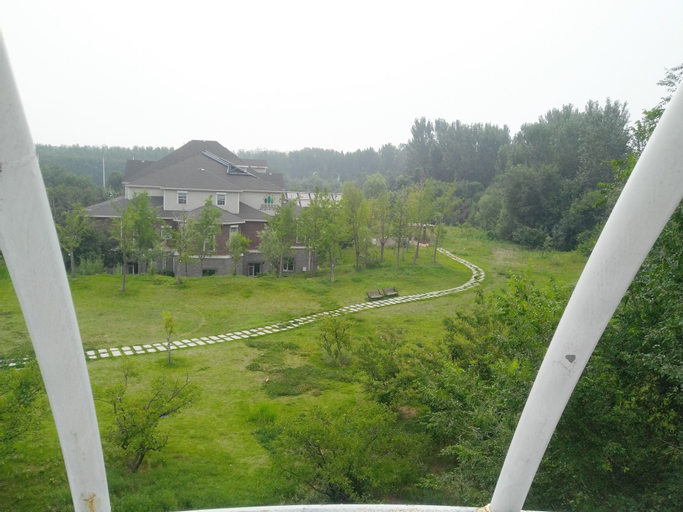 Solar food&drink campsite, Dezhou