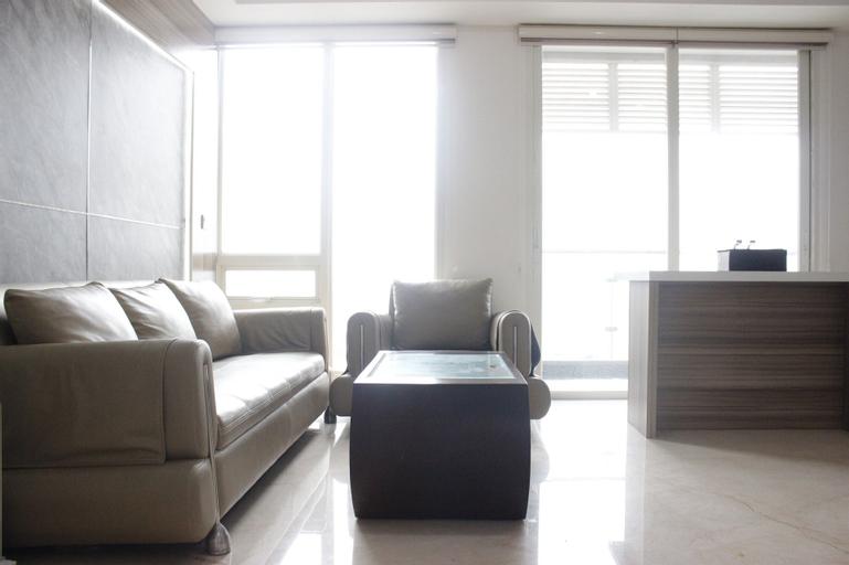 Gorgeous 3BR Apartment at Landmark Residence near 23 Paskal, Bandung