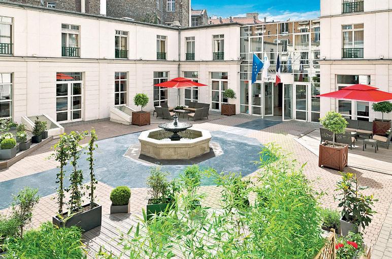 Hôtel Vacances Bleues Villa Modigliani, Paris
