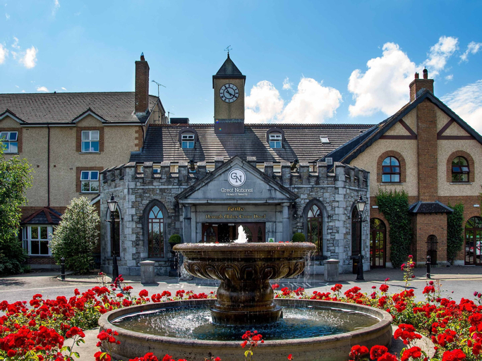Great National Abbey Court Hotel, Lodges and Trinity Leisure Spa,